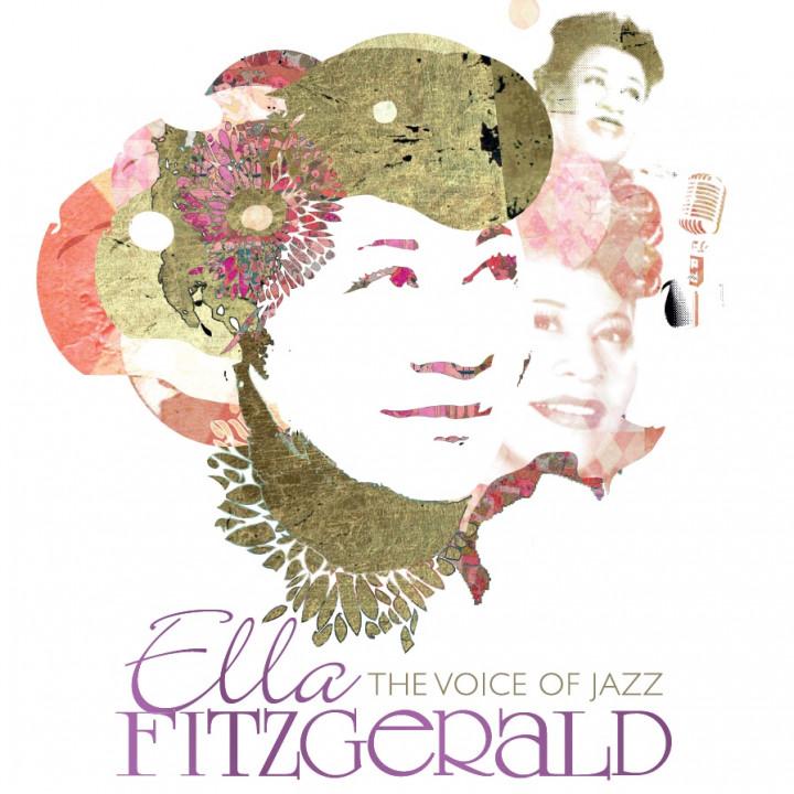 Ella Fitzgerald Ella Fitzgerald Box Set Cover