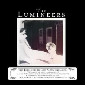The Lumineers, The Lumineers, 00602537523603