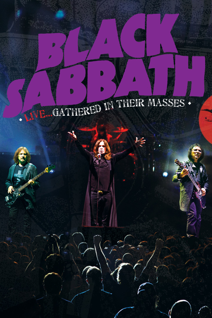 Black Sabbath:Live...Gathered In Their Masses