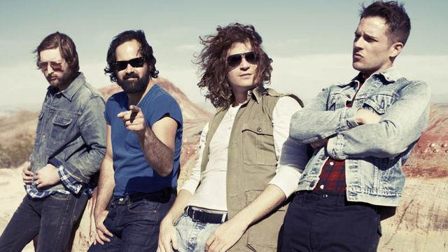 The Killers, Neuer Song, ein Live-Debüt und ein Q&A: The Killers melden sich mit The Man zurück