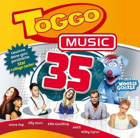 Toggo Music, Toggo Music 35, 00600753463475