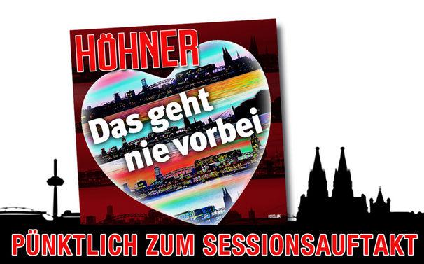 Höhner, Die neue Single Das geht nie vorbei