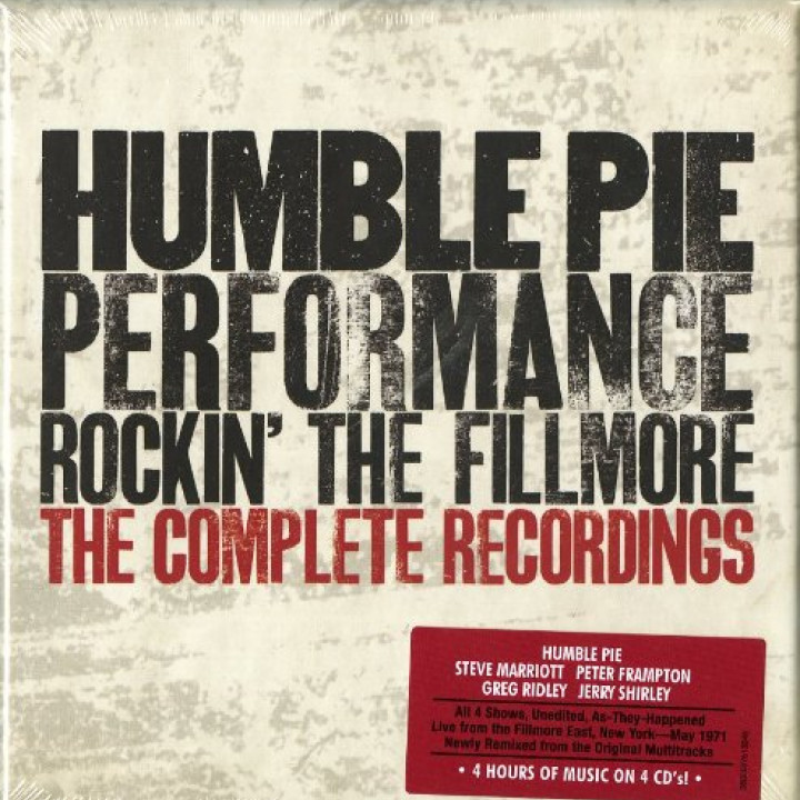 Humble Pie - UMG Cover