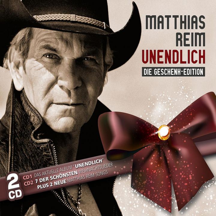 Unendlich - Die Geschenk-Edition: Reim, Matthias