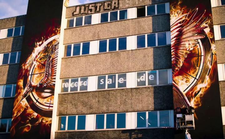 Graffiti Berlin (Making Of)