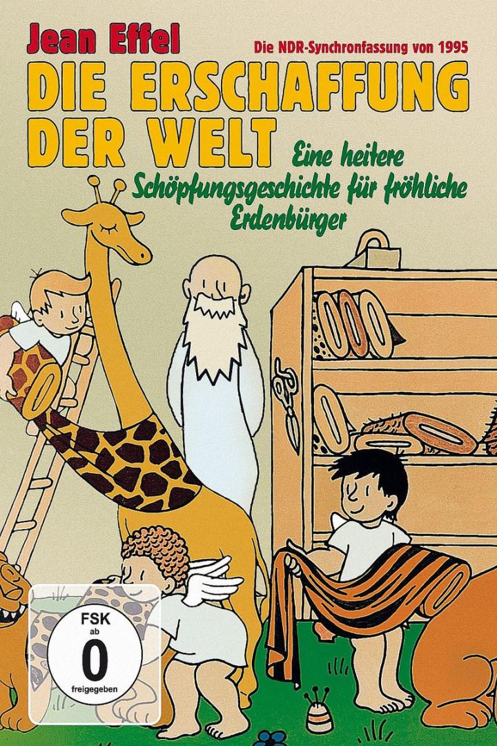 Die Erschaffung der Welt (NDR-Fassung 1995): Effel,Jean