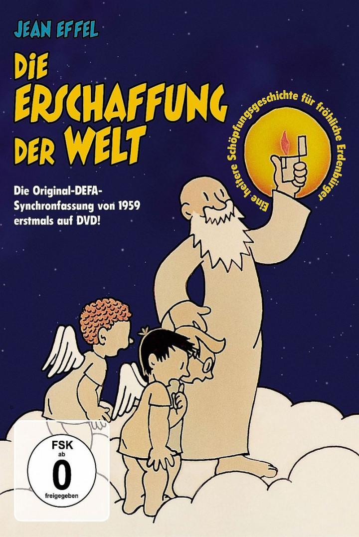 Die Erschaffung der Welt (DEFA-Fassung 1959): Effel,Jean