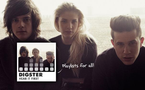 London Grammar, Hear It First: Entdeckt die Musik der Newcomer-Band London Grammar