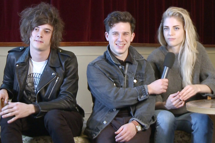 London Grammar Close Up