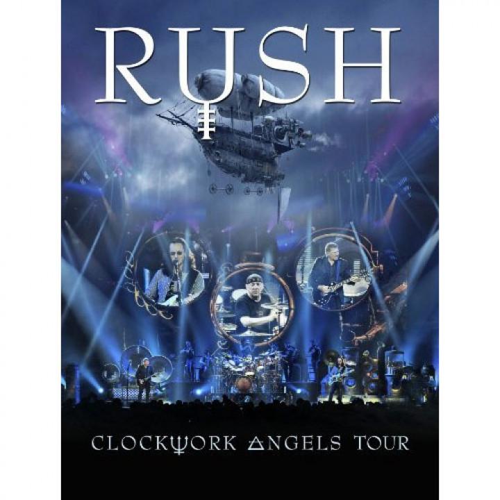 Rush - Clockwork Angels Tour - UMG Cover