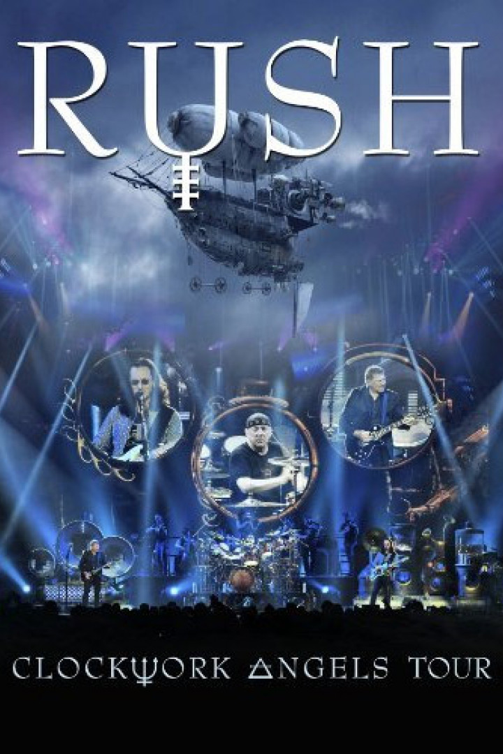 Rush - Clockwork Angels Tour - UMG Cover