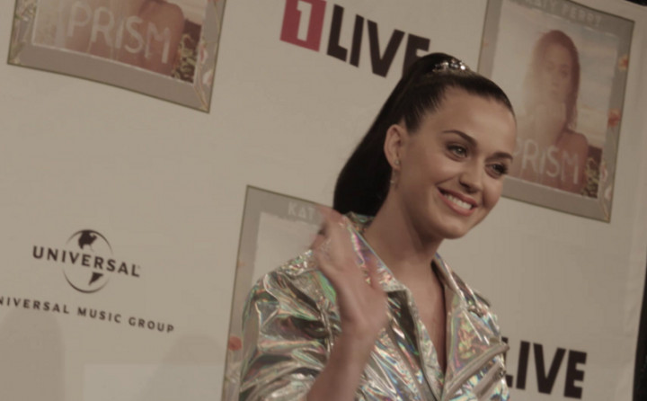 Katy Perry Fan-Event und 1Live Besuch