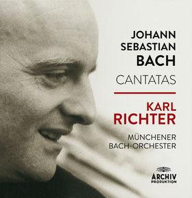 Karl Richter, Bach - Kantaten, 00028948083831