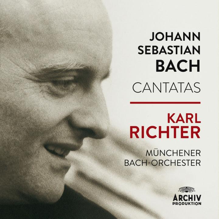 Karl Richter - Bach Kantaten