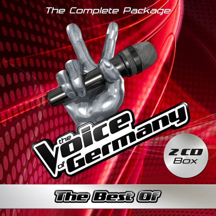 The Best of (Liveshows Season 3) (2 CD): The Voice of Germany
