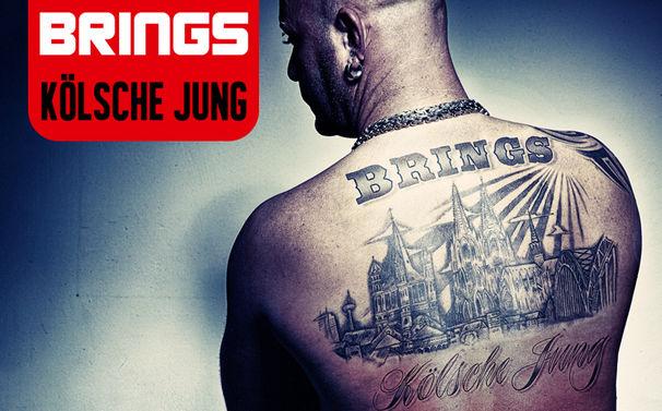 Brings, Die Single Kölsche Jung von Brings ist ab sofort überall erhältlich!