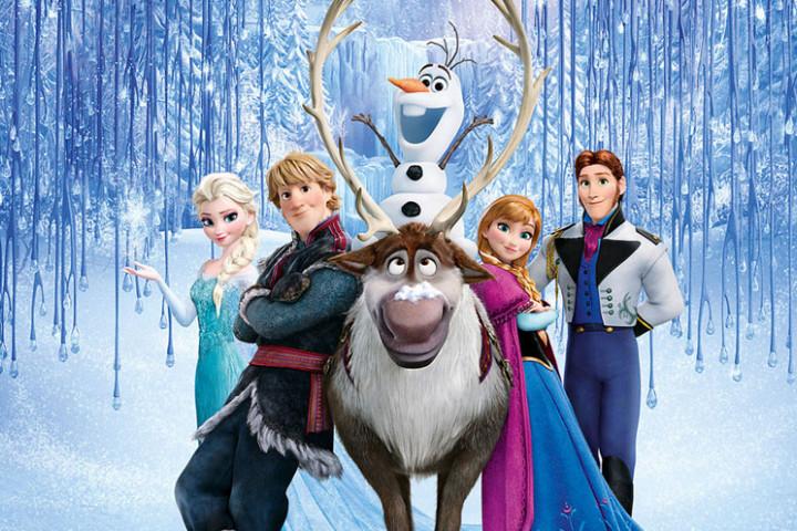 Frozen-Gewinnspiel Header