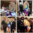 Lady Gaga, H&M Shop Eröffnung Lady Gaga