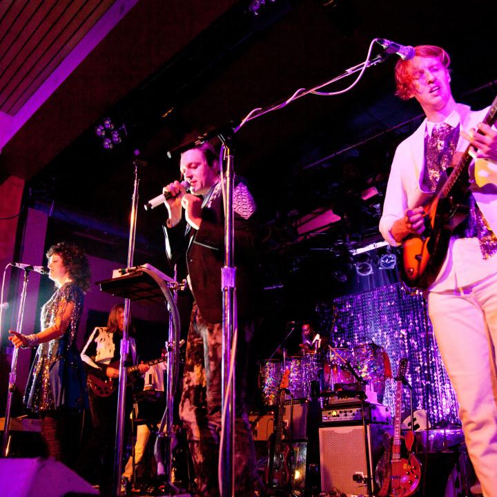 Arcade Fire Berlin Live 2013