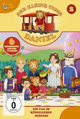 Der kleine Tiger Daniel, 02: Ein Tag im königlichen Schloss - DVD, 00602537602629