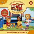 Der kleine Tiger Daniel, 02: Daniels Tag in der Kita, 00602537602582