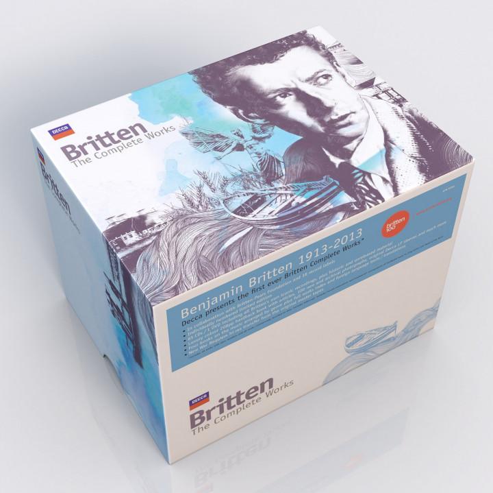 Benjamin Britten - The Complete Works