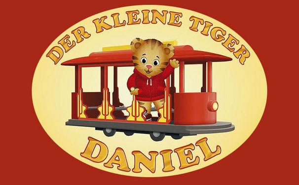 Der kleine Tiger Daniel, Der kleine Tiger Daniel