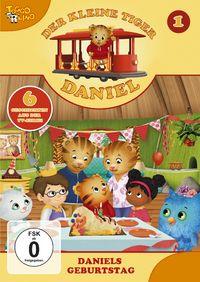Der kleine Tiger Daniel, 01: Daniels Geburtstag - DVD, 00602537602612
