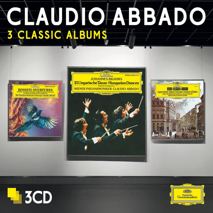 Abbado - Three Classic Albums