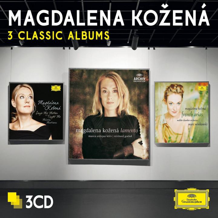 Kozena-3 Classic Albums (Ltd. Edt.)