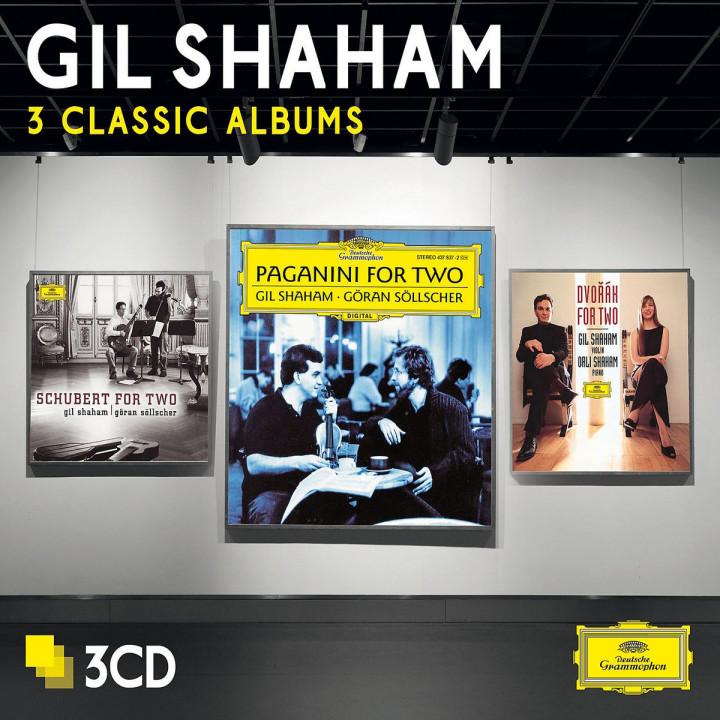 Shaham-3 Classic Albums (Ltd. Edt.)