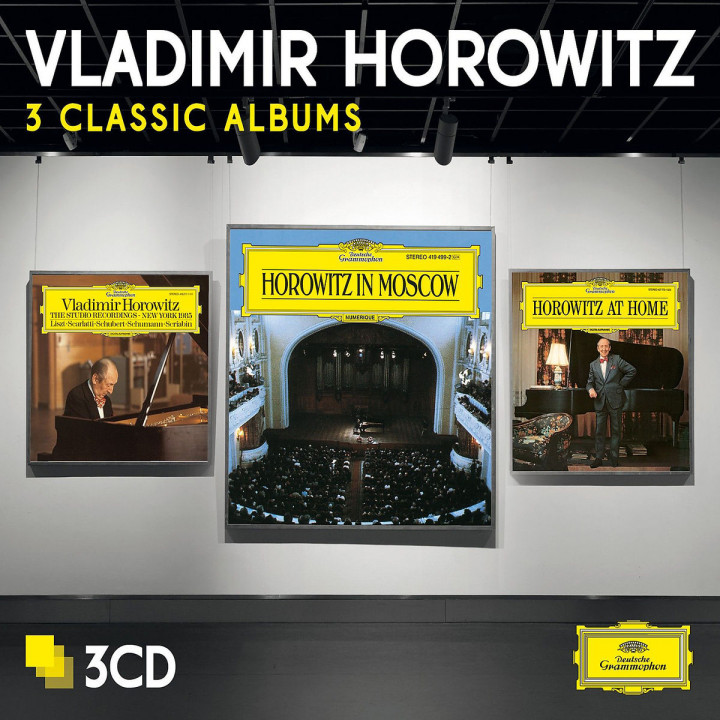 Horowitz-3 Classic Albums (Ltd. Edt.)