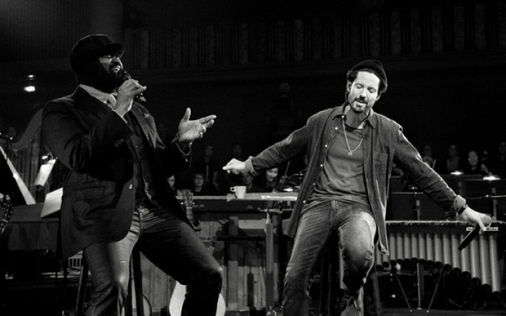 Gregory Porter und Max Herre MTV Unplugged