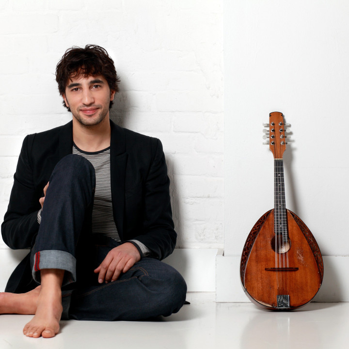 Avi Avital — Between Worlds