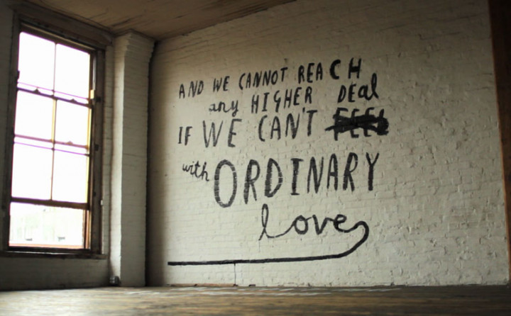 Ordinary Love (Lyric Video)
