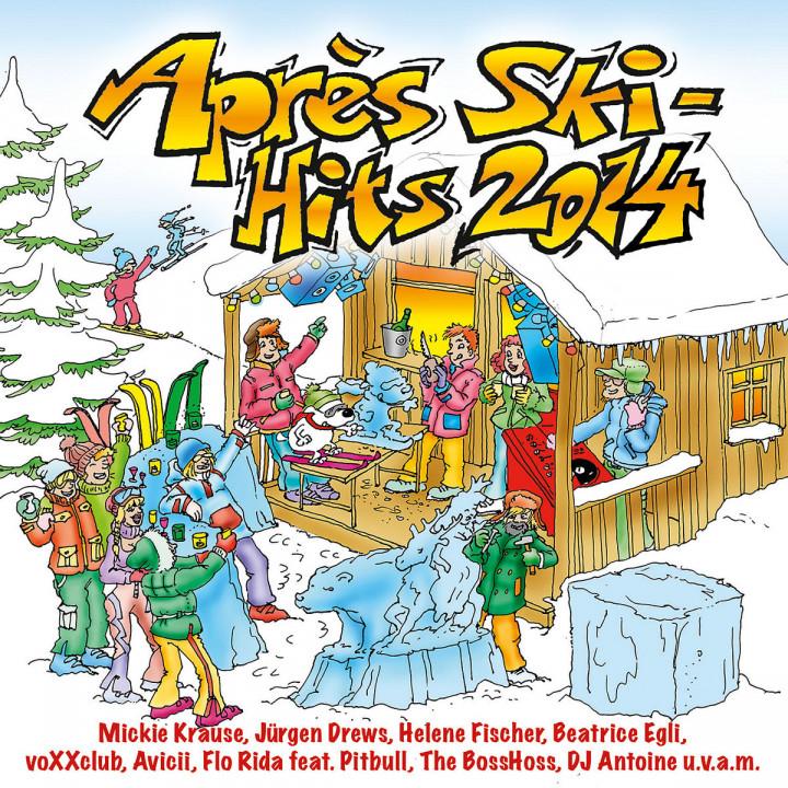 Après Ski Hits 2014