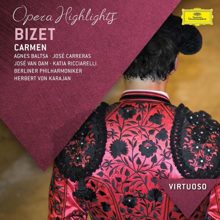 Carmen (Highlights): Carreras/Baltsa/Van Dam/Karajan/BP