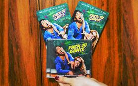 Madeline Juno, Gewinnt zwei Kinokarten und den Soundtrack zu Fack ju Göhte