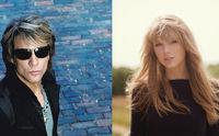 Bon Jovi + Taylor 2013