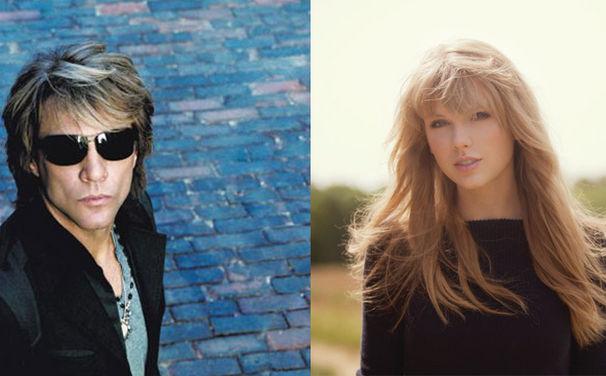Bon Jovi, Jon Bon Jovi und Taylor Swift rocken den Kensington Palace