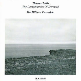 The Hilliard Ensemble, The Lamentations Of Jeremiah, 00042283330825