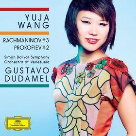 Yuja Wang, Klavierkonzerte von Rachmaninov Nr. 3 & Prokofiev Nr. 2, 00028947913047