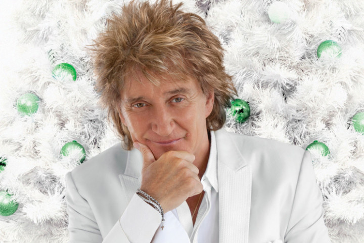 Rod Stewart - Merry Christmas, Baby 2013