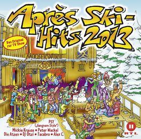 Various Artists, Après Ski-Hits 2013, 05099972500323