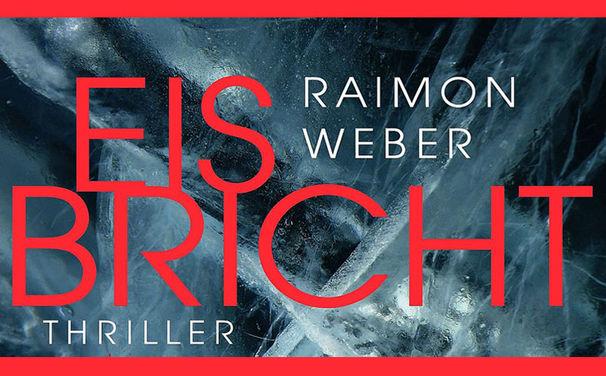 Raimon Weber, Hörbuchspannung im Dezember mit Eis bricht