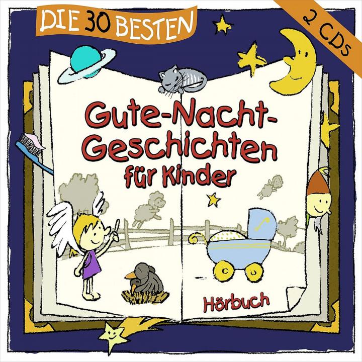 Die 30 besten Gute-Nacht-Geschichten für Kinder: Various Artists