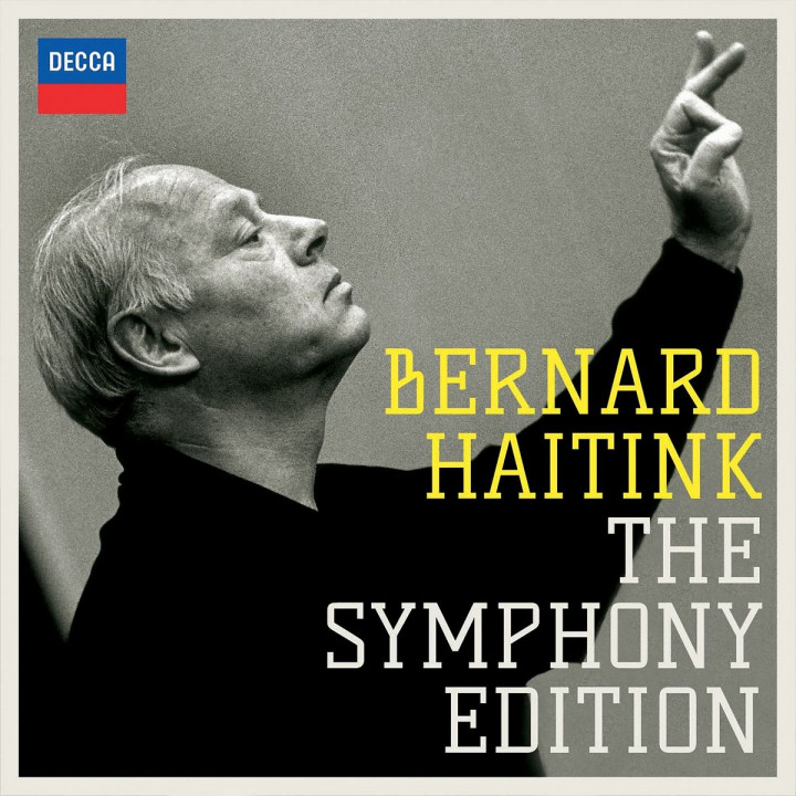 Haitink - The Symphony Edition (Ltd. Edt.): Haitink,Bernard/CBO