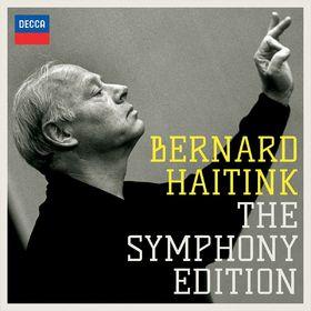 Bernard Haitink, Bernard Haitink Symphonies Edition, 00028947863601