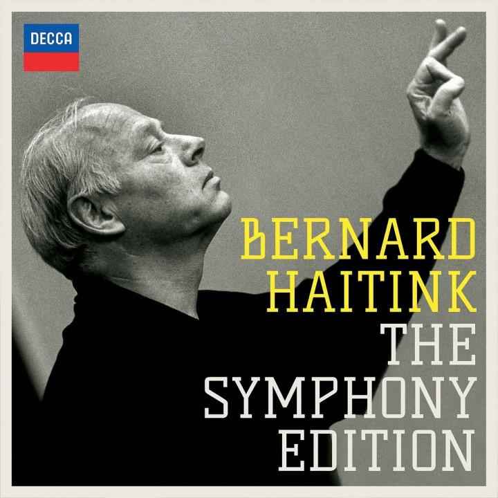 Haitink - The Symphony Edition (Ltd. Edt.): Haitink,Bernard/CBO