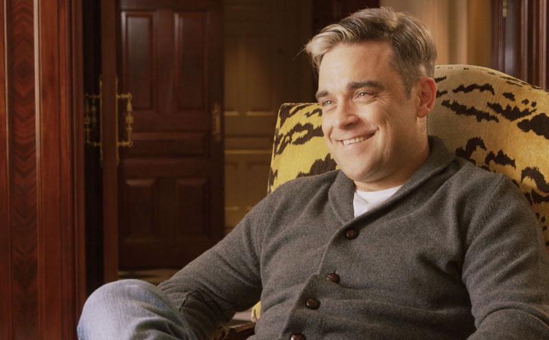 Robbie Williams, Swings Both Ways (Interview)